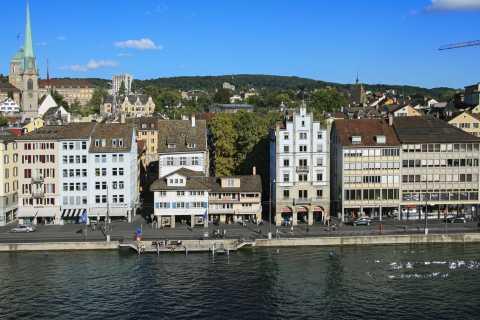 Zurich: 1-Hour Must-See Express Tour