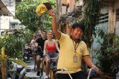 Bangkok: Excursão Clássica de Bicicleta