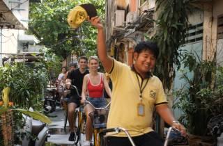Bangkok: klassische Fahrradtour