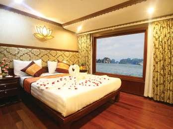Ab Hanoi: 2-Tages-Schiffstour Bai Tu Long Bay & Kajak-Spaß