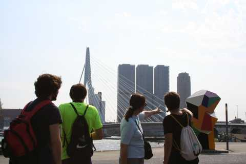 Rotterdam: Group Architecture Walking Tour Led by Architects