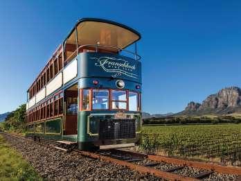 Ab Kapstadt: Hop-On/Hop-Off-Tour Franschhoek Wine Tram