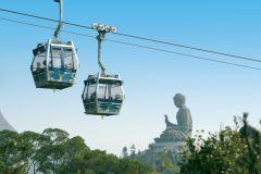 Lantau Culture & Heritage Insight Tour com o Teleférico NP360