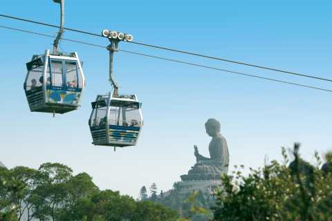 Lantau Culture & Heritage Insight Tour with NP360 Cable Car