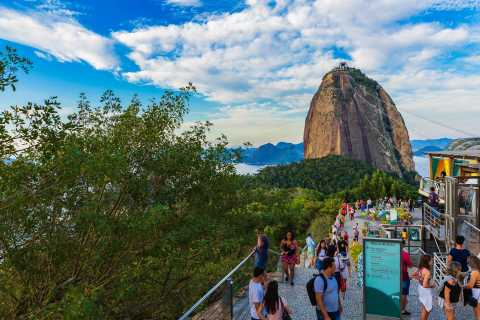 Sugarloaf Mountain Fast-Pass Ticket and Guided Tour