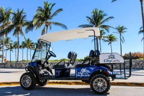 Miami: South Beach Golf Cart Tour