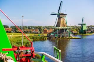Ab Amsterdam: Dörfer-/Windmühlen-Tour mit Zaanse Schans
