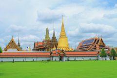 O Melhor de Bangkok: Templos e Passeio de Barco c/ Almoço