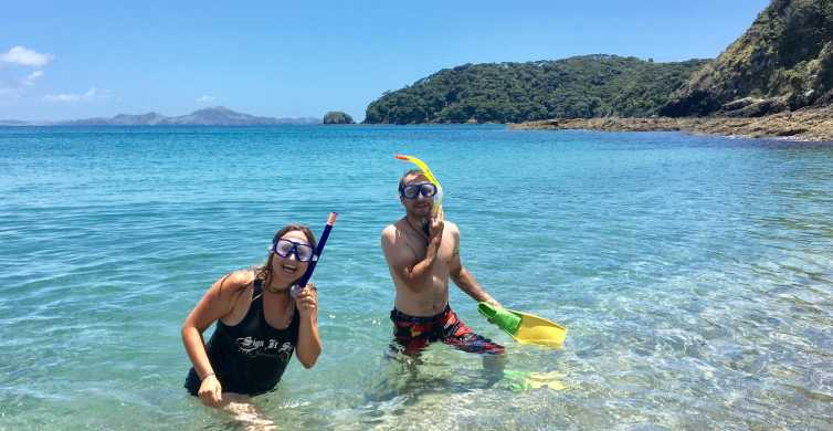 Bay of Islands Small Group Afternoon Cruise & Island Tour