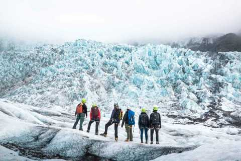 Skaftafell: 5 Hour Glacier Hike Adventure