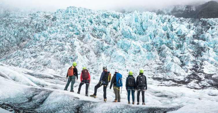Skaftafell: 5 Hour Glacier Hike Adventure