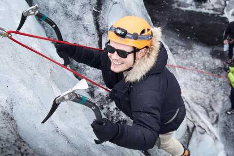 Sólheimajökull Ice Climb and Glacier Hike