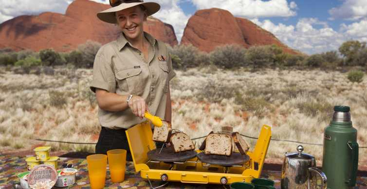 Kata Tjuta: Small Group Sunrise Tour with Picnic Breakfast