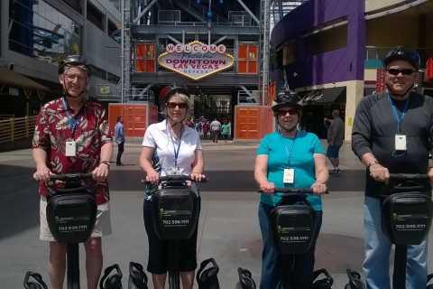 Las Vegas: Guided Fremont Street Segway Tour