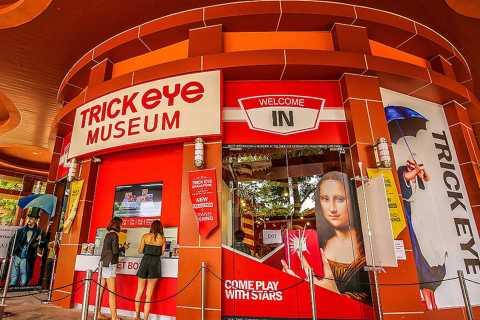 Sentosa: Trick Eye Museum Entrance Ticket