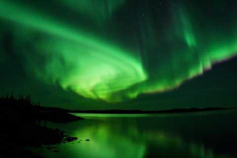 Northern Lights Hunting With Lappish BBQ in Rovaniemi