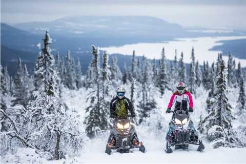 Rovaniemi: Snowmobile Safari Adventure