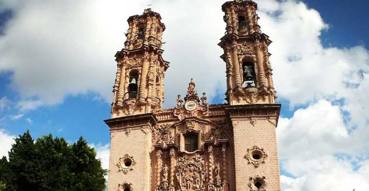 From Mexico City: Taxco and Cuernava History Tour
