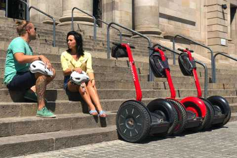 Barcelona Exclusive 3-Hour Segway Tour