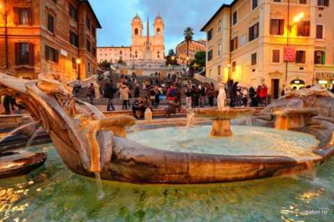 Roma: Tour de audio autoguiado
