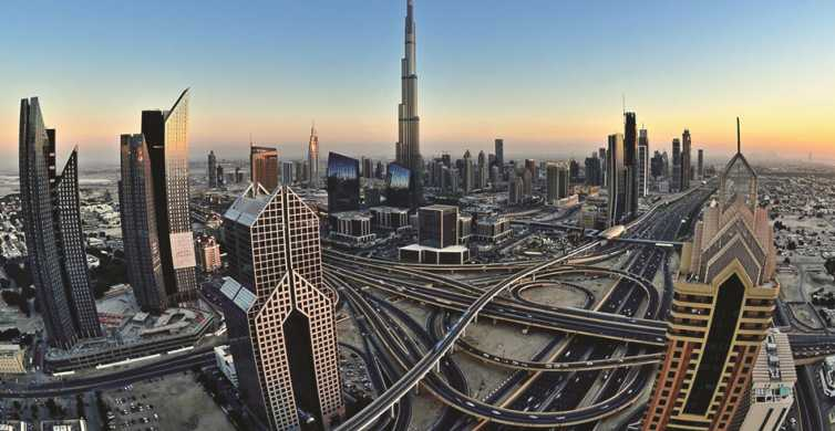 Dubai: Full-Day Tour with Optional Lunch