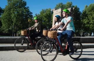 Madrid: 1,5-stündige Top 10 E-Bike-Besichtigungstour