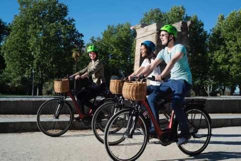 Madrid: tour turístico de 1,5 horas por las 10 mejores bicicletas eléctricas