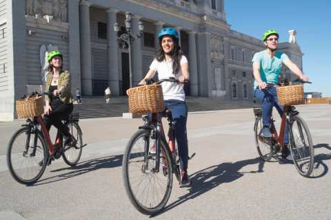 Madrid: Up and Down e-Bike Tour