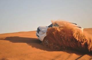 Dubai: Wüstensafari, Kamelritt und Abendessen vom Grill
