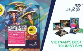 Hanoi: Unlimited Data SIM Card with Free Hotel Delivery