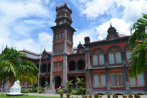 Port of Spain and Fort George Sightseeing Tour