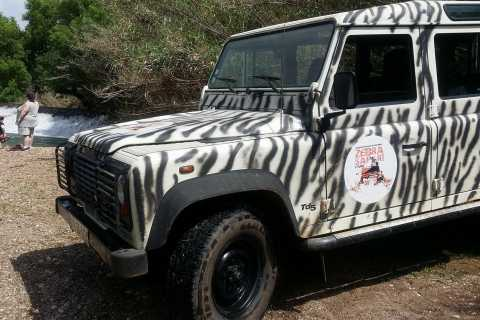 Albufeira: Sunset Jeep Safari
