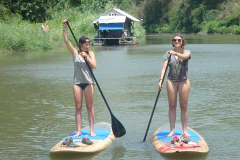 1-Day Stand Up Paddle Boarding on the Mae Ping River