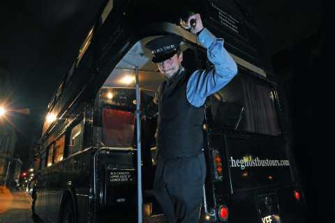 Comedy Horror Show: York Ghost Bus Tour