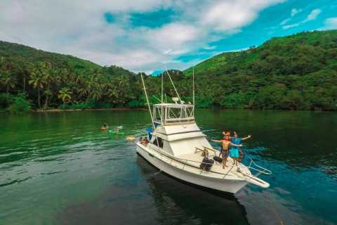 Trinidad: Private North-West Coast Yacht Charter