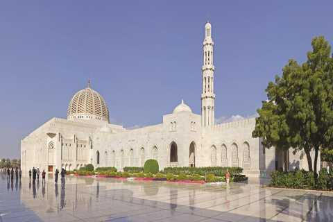 Muscat Half-Day City Tour with Audio Guiding