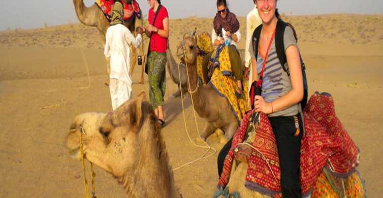 Osian Tour: Camel Riding e Gala Dinner