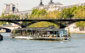 Paris: 2-Hour River Seine Lunch Cruise