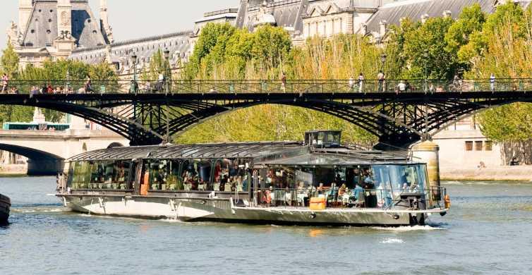 Parigi: crociera di 2 ore sulla Senna con pranzo