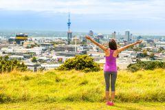 Auckland City Express Tour: Experiência de Kiwi de 3 Horas