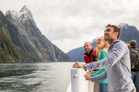 Milford Sound Nature Cruise with Optional Lunch