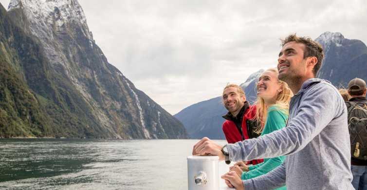 Milford Sound: boottocht met optionele lunch