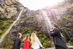 Queenstown: Excursão Milford Sound e Cruzeiro com Almoço