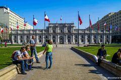 Santiago: Excursão de Bicicleta pelos Destaques da Cidade