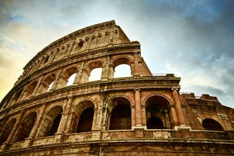 Rome: Colosseum Skip-the-Line Tour