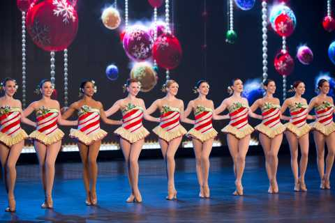 Christmas Spectacular no Radio City e Tour na Grand Central