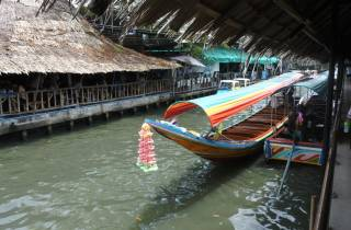 Wochenmärkte: Tour zum Khlong Lat Mayorm & Chatuchak