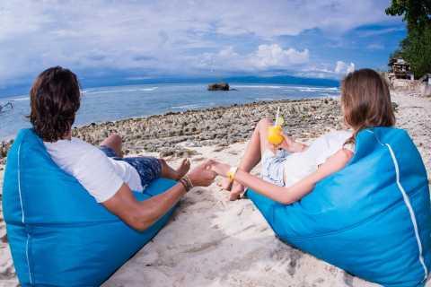 From Bali: Lembongan Island Beach Club Day Trip