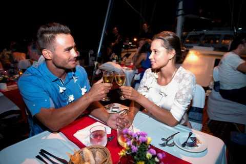 Bali: Romantic Evening Dinner Cruise