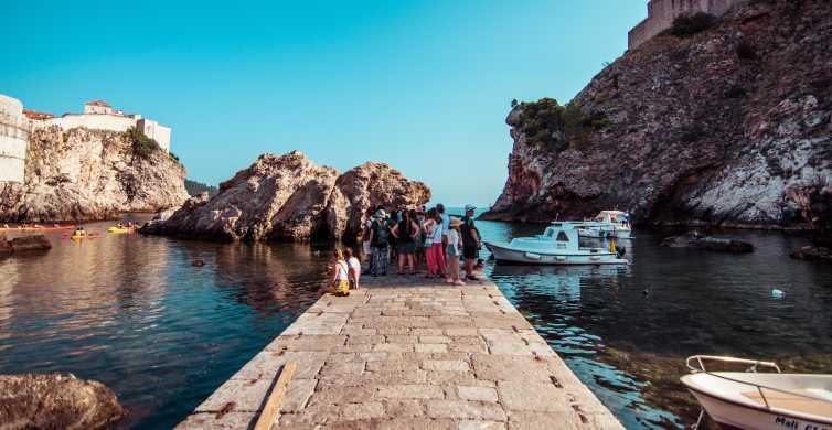 """Dubrovnik: tour a piedi dei luoghi del """"Trono di Spade"""""""